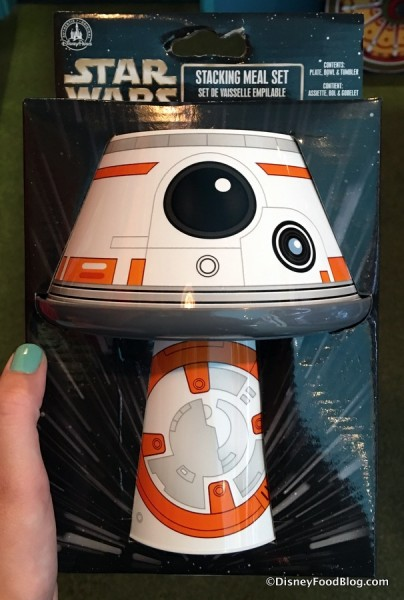 BB-8 Stacking Meal Set