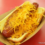 Review: Casey's Corner Chili-Cheese Dog with Shredded Cheese