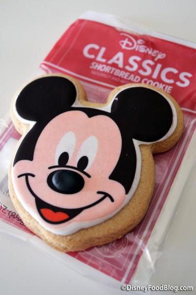 Classics Mickey Shortbread Cookie