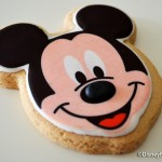 News and Review: Mickey Shortbread Cookie