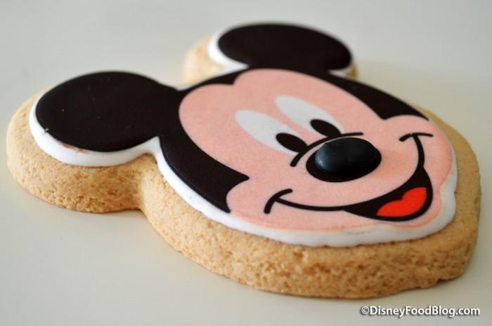 Classics Mickey Shortbread