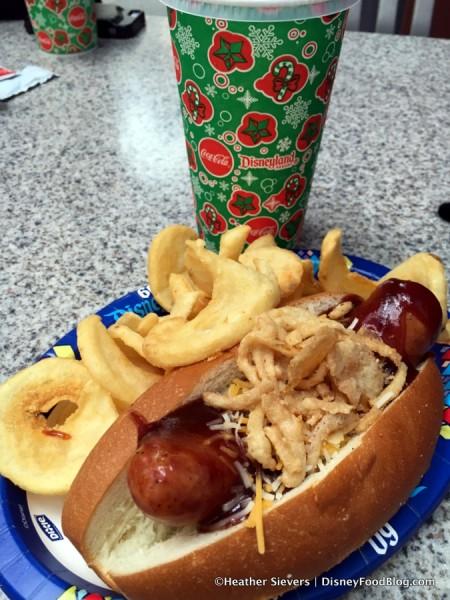 BBQ Crunch Dog