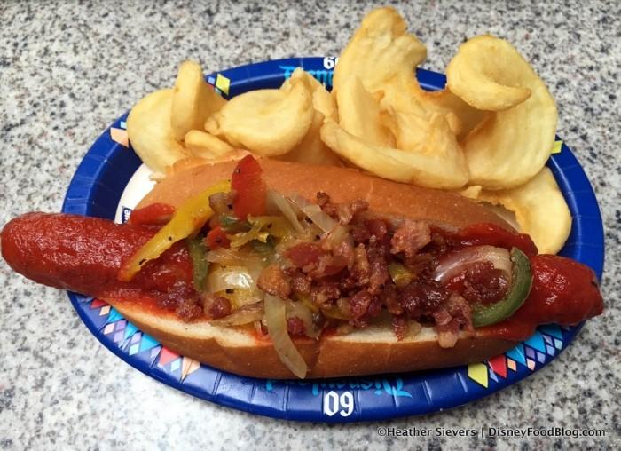 Bacon Street Dog