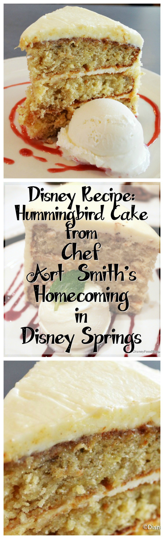 Chef Art Smith S Hummingbird Cake