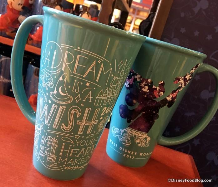 2017 Disney World Mug