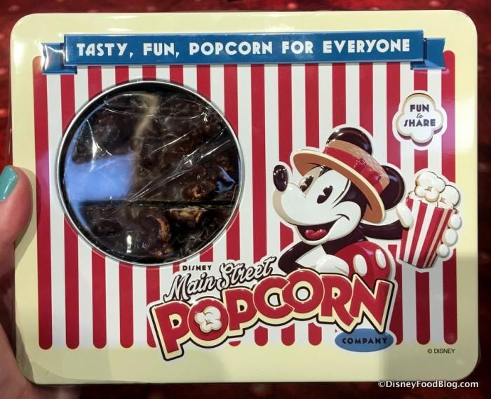 Caramel Popcorn Bark
