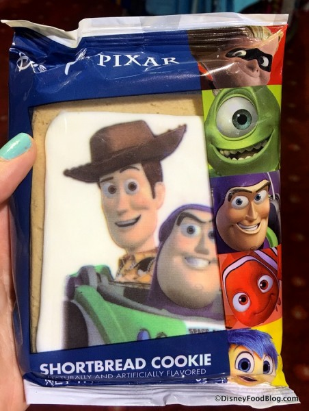 Toy Story Shortbread Cookie