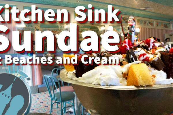 New DFB Video: The Kitchen Sink(s) at Disney's Beaches and Cream