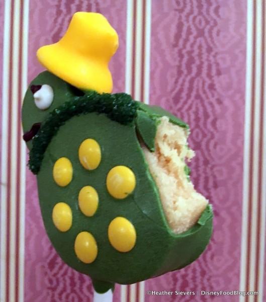 Main Street Electrical Parade Snail Cake Pop