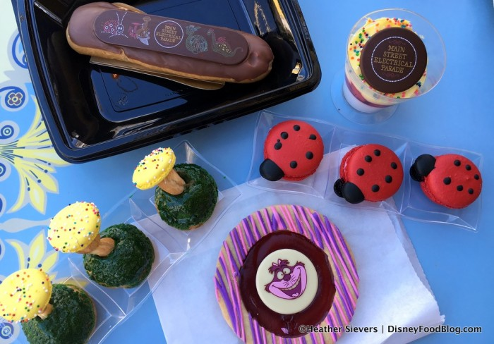 Main Street Electrical Parade Treats
