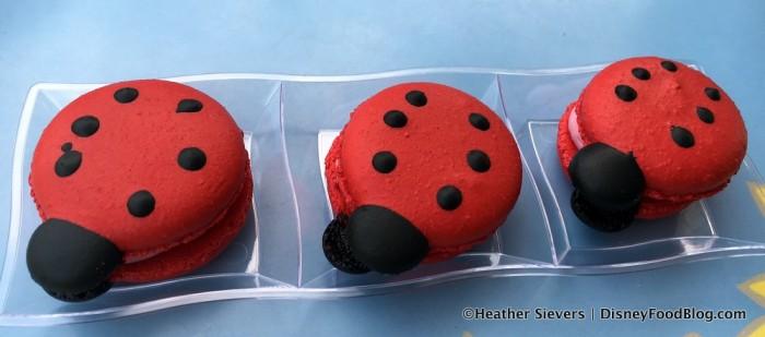 Main Street Electrical Parade Ladybug Macaron