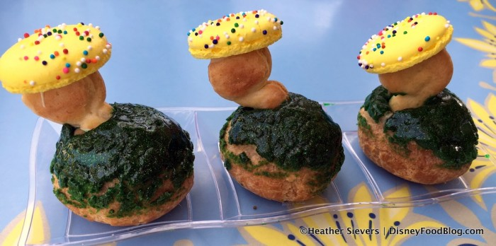 Main Street Electrical Parade Turtle Cream Puffs