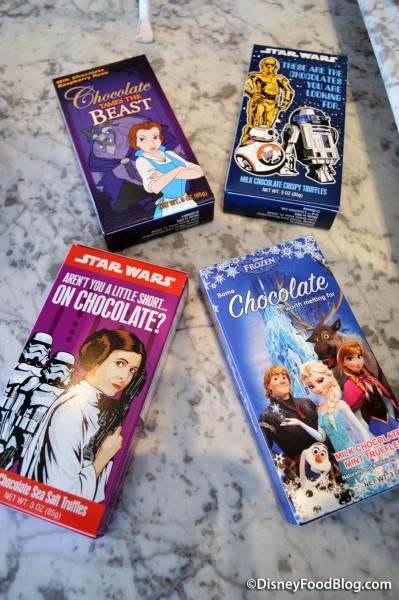 Mood Chocolate Boxes