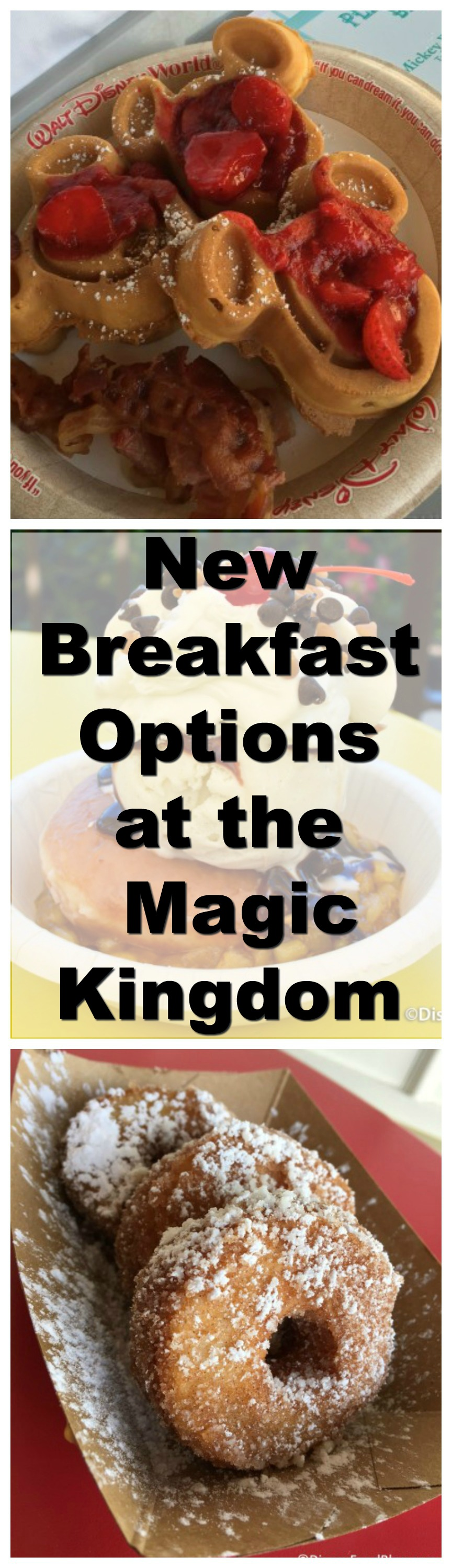 Take a Look at the New Breakfast Options Available at Disney World's Magic Kingdom!