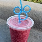 Review: Raspberry Smoothie at Auntie Gravity's Galactic Goodies