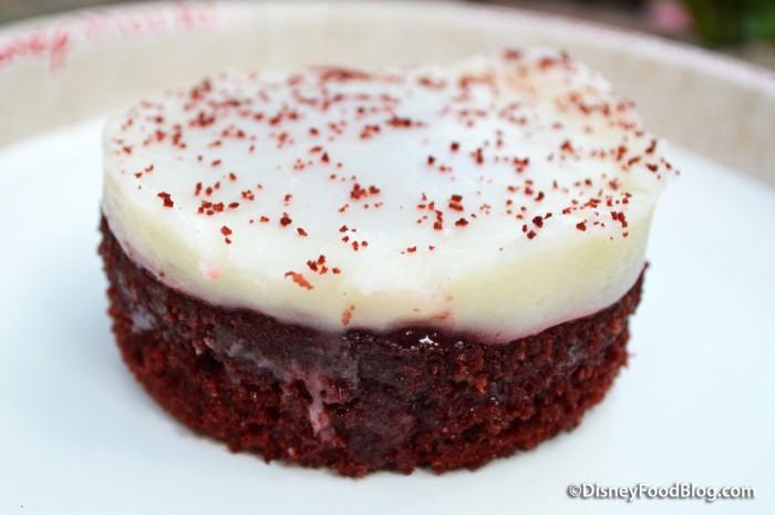 Friar's Nook Red Velvet Cake