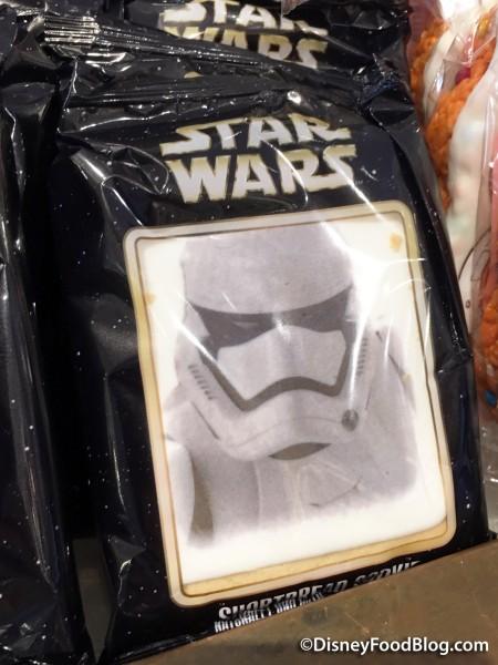 Classics Star Wars Shortbread Cookie