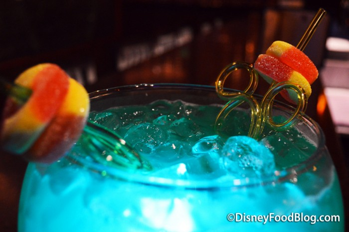 Mickey Straws and Gummy Rings