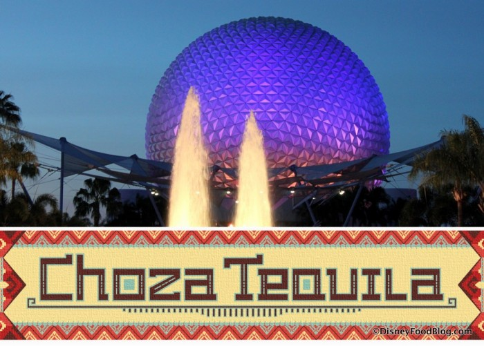 Choza Tequila is Coming Soon to Epcot!