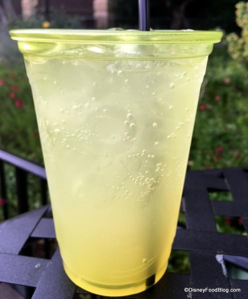 Meyer Lemon Ginger Mule Cocktail