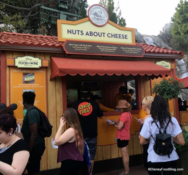 Nuts About Cheese