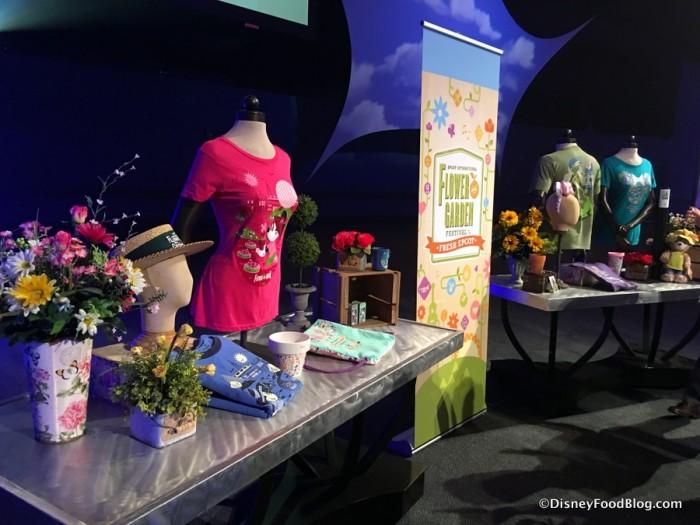 2017 Flower and Garden Festival Merchandise
