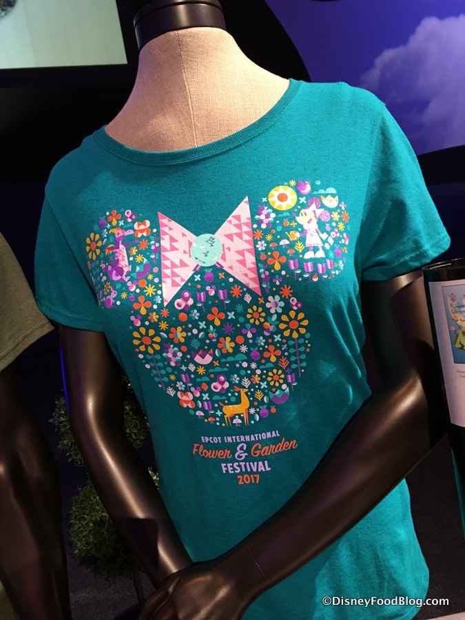 First Look 2017 Epcot Flower And Garden Festival New Food Photos And More The Disney Food Blog