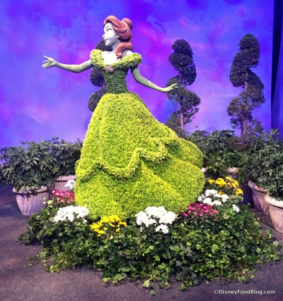 New Belle Topiary