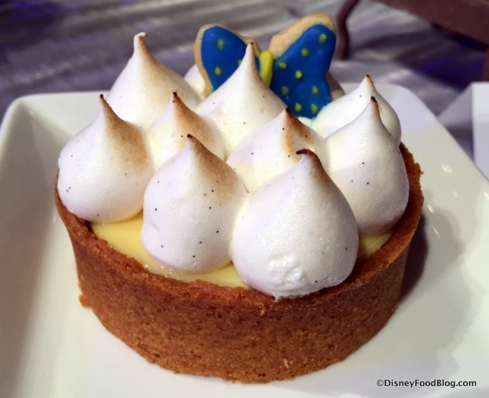 Key Lime Tart with Toasted Meringue