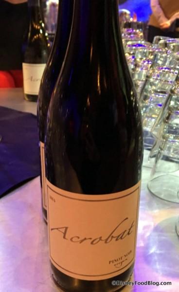 King Estate Acrobat Pinot Noir