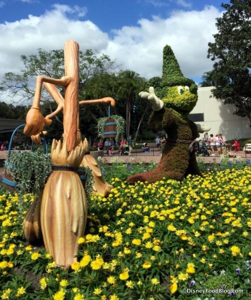 Fantasia Scene at Flower and Garden Festival