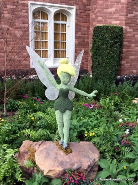 Flower and Garden Festival Tinkerbell