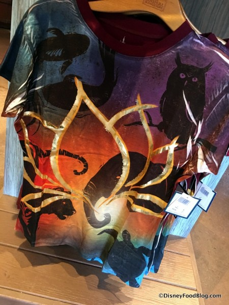 Rivers of Light shirt