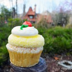 Review: Beauty and the Beast Belle Cupcake in Disney Parks