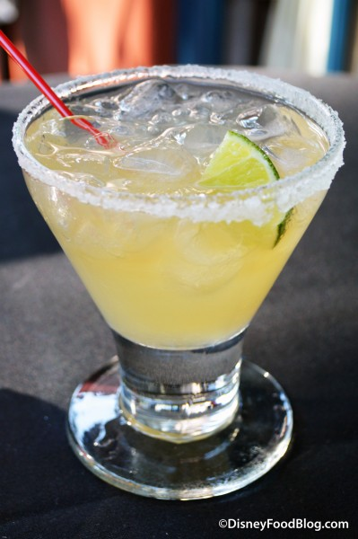 Brown Derby Lounge Classic Margarita