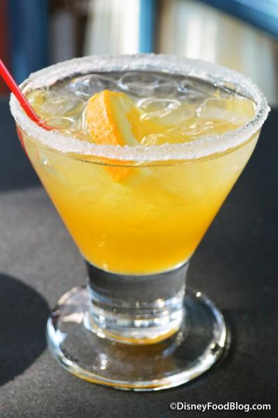 Brown Derby Lounge Mango Margarita