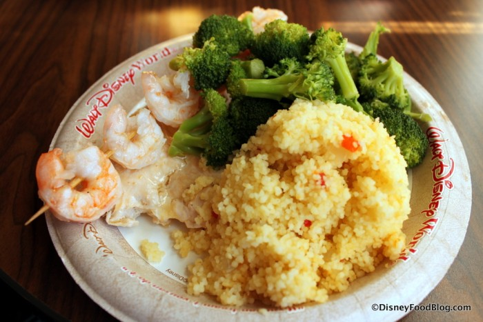Columbia Harbour House Couscous