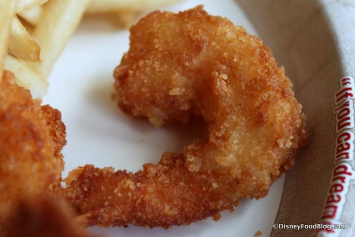 Columbia Harbour House Fried Shrimp