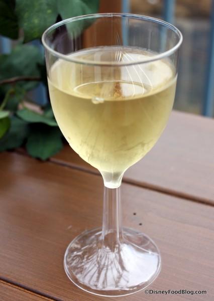 Mmmm. Wine.