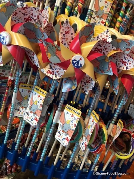 Candy Pinwheels