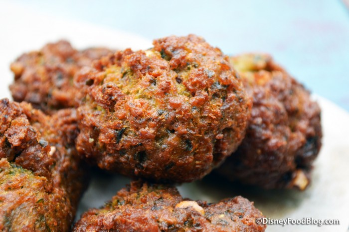 Falafel -- Up Close