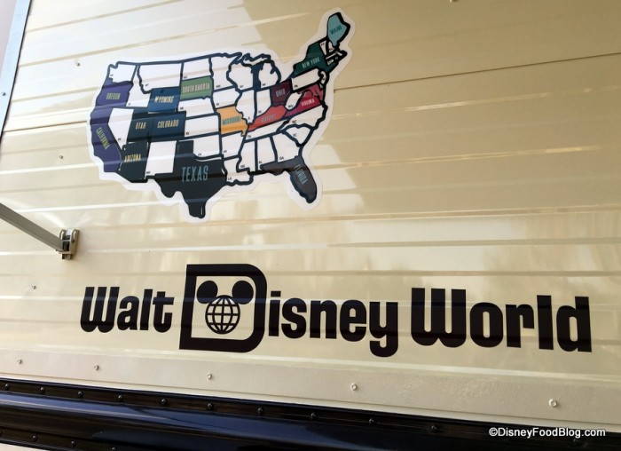 Original Walt Disney World logo
