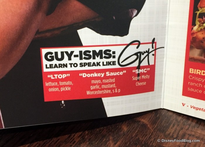 Guy-isms. For Your Pleasure.