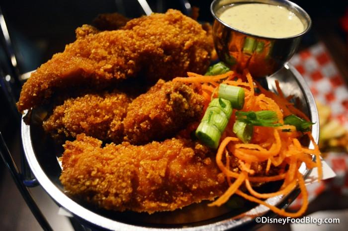 High Roller Sampler -- Chicken Crunch