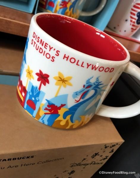 "Hollywood Studios ""You Are Here"" Mug"