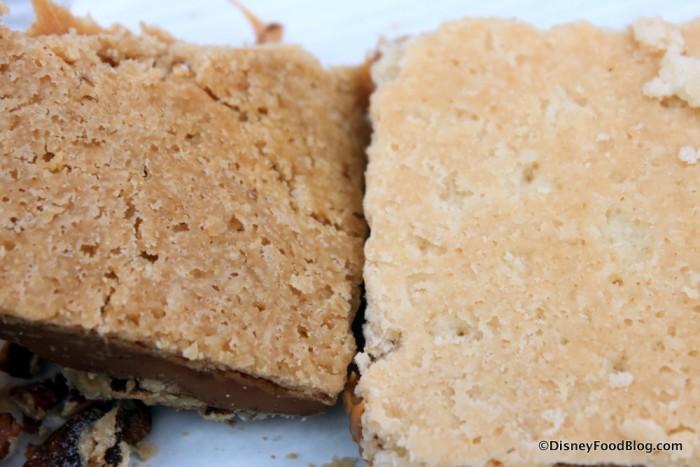 Karamel Kuche Crust Comparison