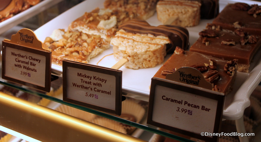 Review Great And Not So Great Treats At Epcot S Karamell Kuche