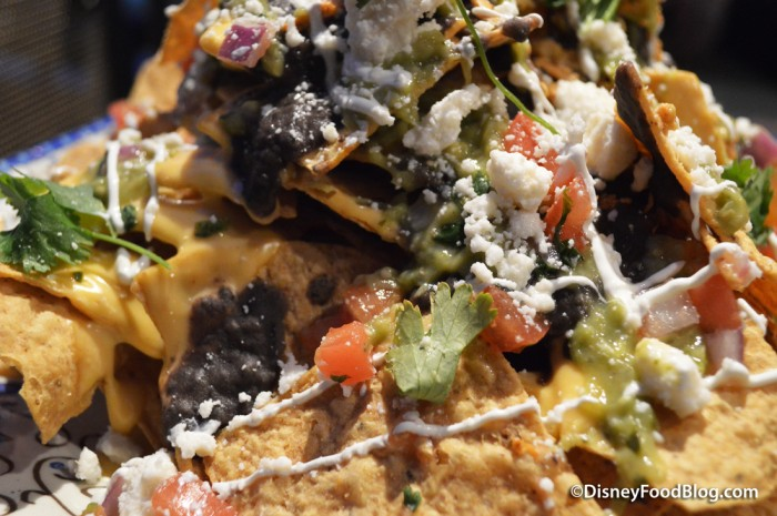 Nachos Grande -- Up Close