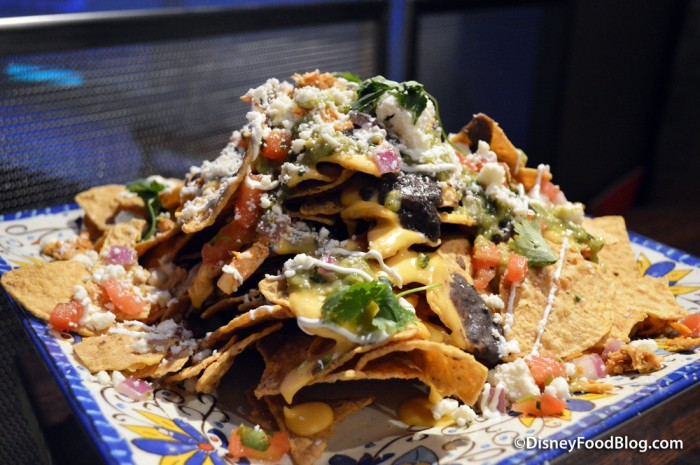Nachos Grande -- From the Top