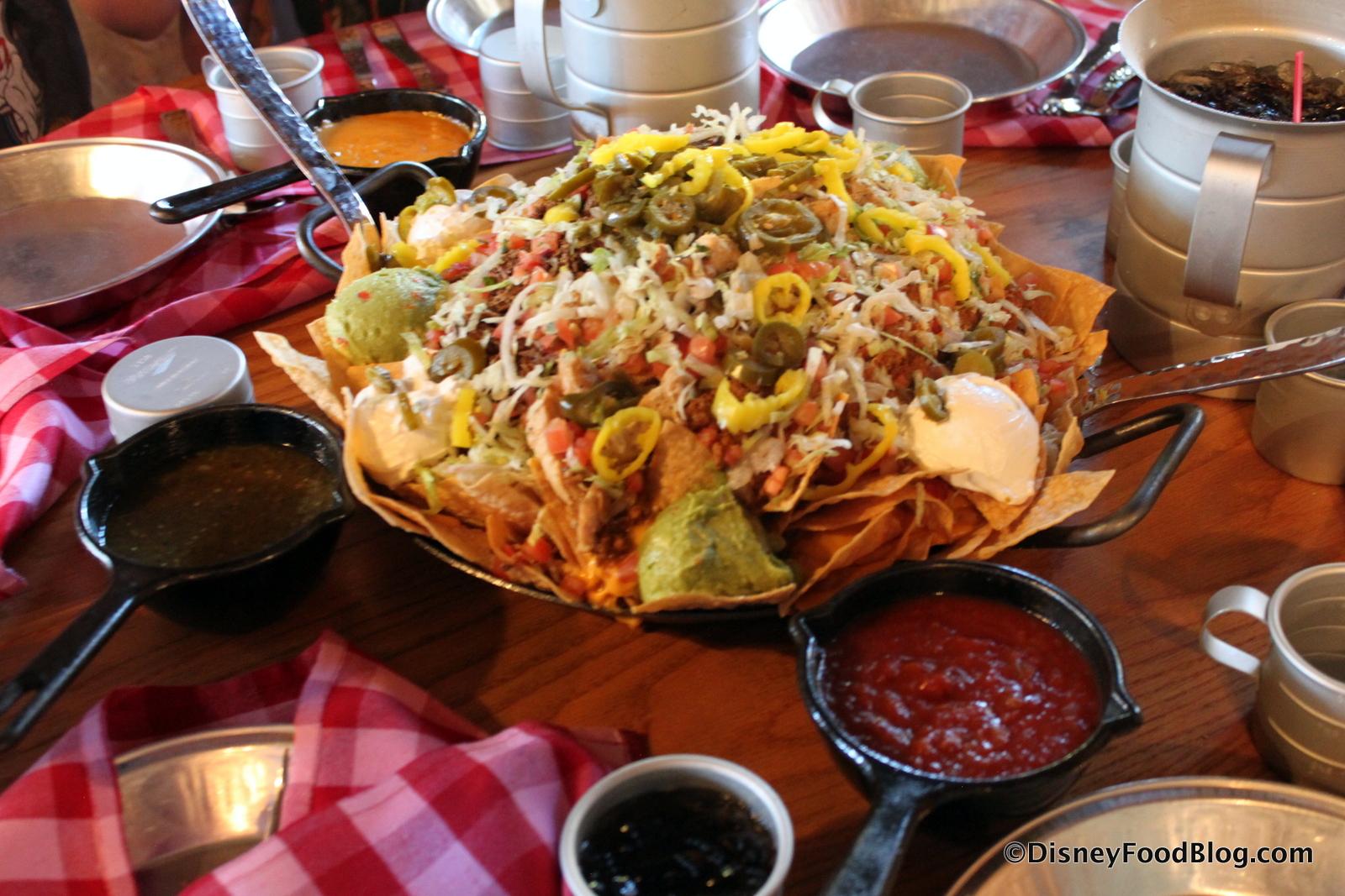 Chip n Dale\'s Harvest Feast Breakfast | the disney food blog